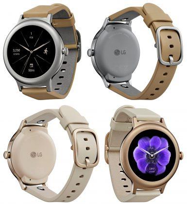 LG Watch Style. Evan Blassin Twitterissä aiemmin julkaisema kuva.