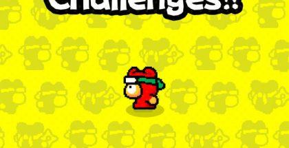 Ninja Spinki Challenges on Flappy Birdin luojan viimeisin peli.