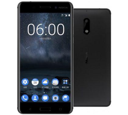 Nokia 6 on kuin mikä tahansa muukin Android-älypuhelin.