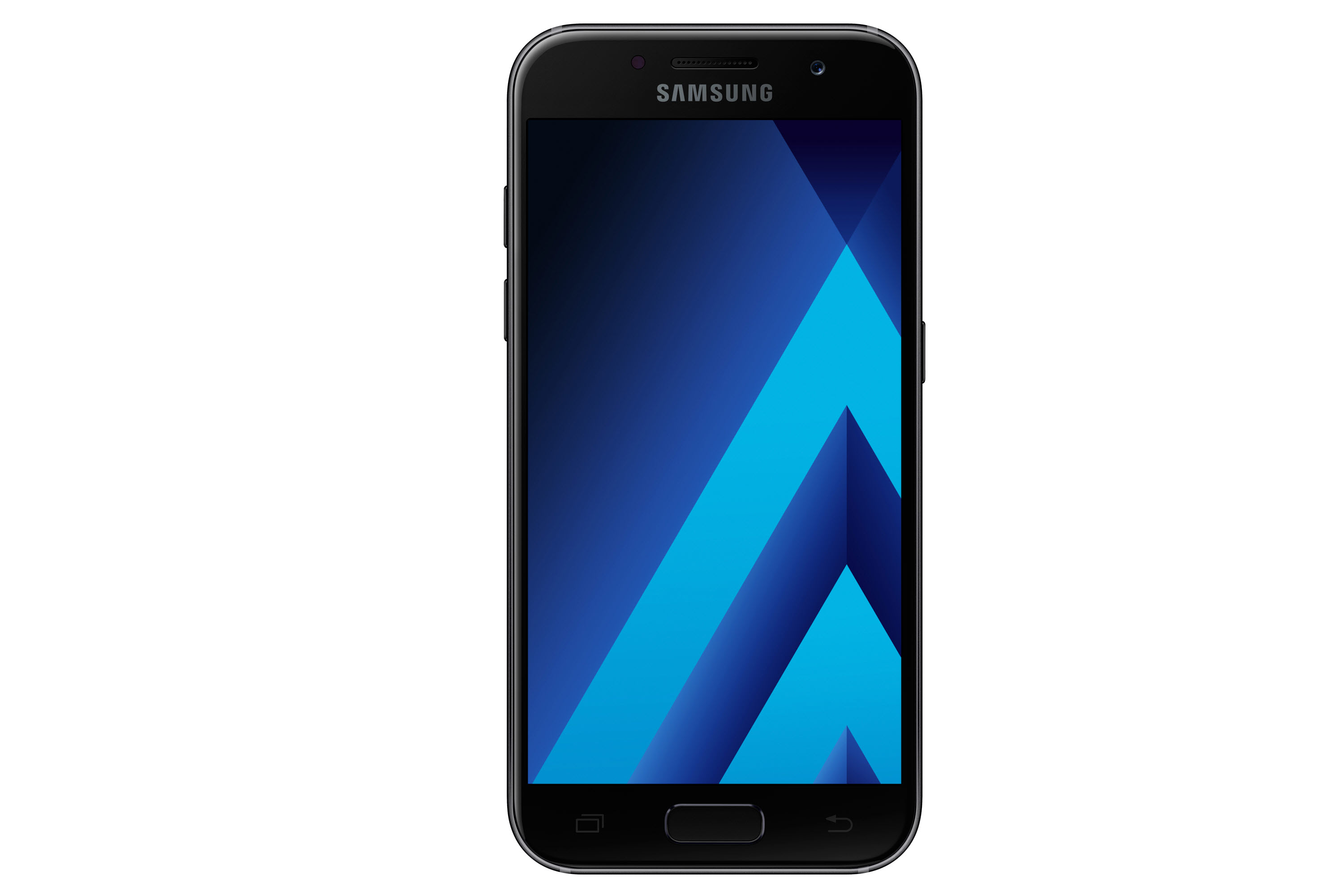 Samsung Galaxy A3 (2017) Black Sky.