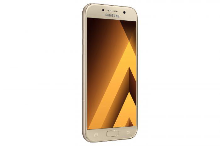 Samsung Galaxy A5 (2017) Gold Sand.