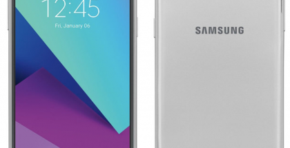 Samsung Galaxy J3 Emerge.