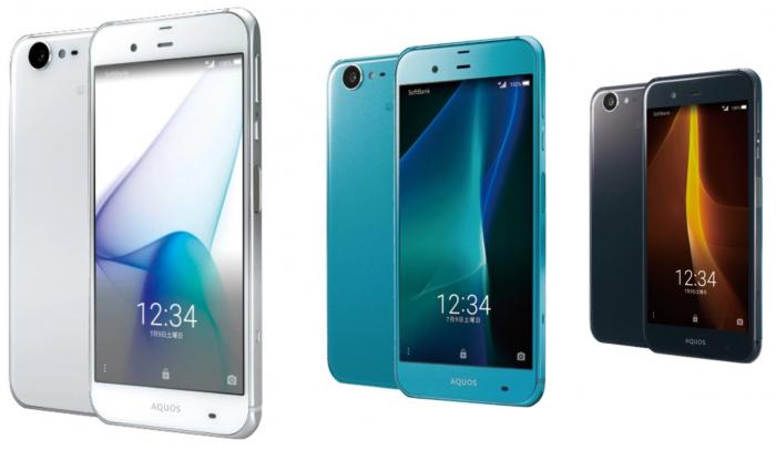 Tähän Sharp Aquos xx3 -puhelimeen uuden huippu-Nokiaan väitetään perustuvan.