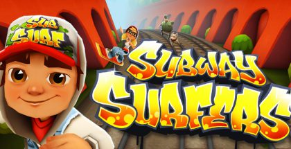Subway Surfers on kestomenestyjä.
