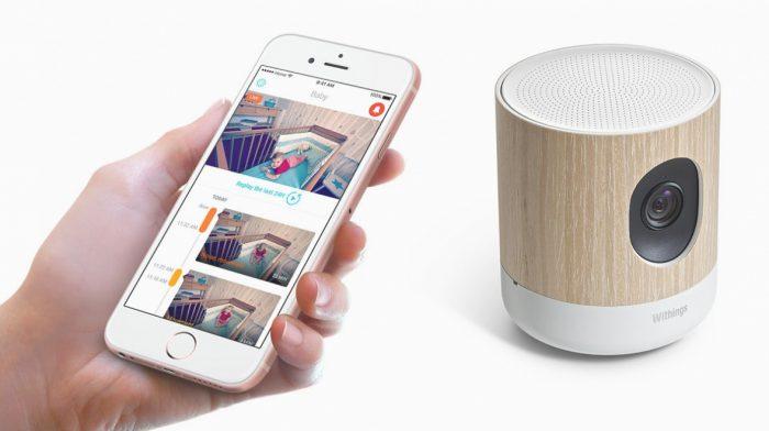 Withings Home Plus sisältää tuen Applen HomeKitille.