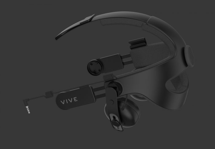 HTC Vive Deluxe Audio Strap.