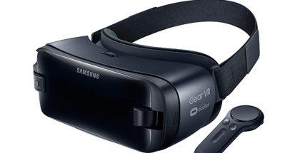 Samsung Gear VR ja ohjain