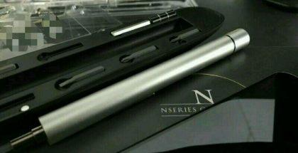 Tämä oli väitetty vuotokuva uudesta Nokian Nseries-puhelimesta.