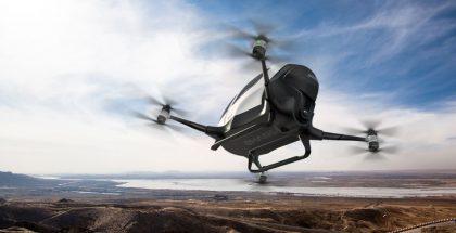 Dubai drone Ehang 184