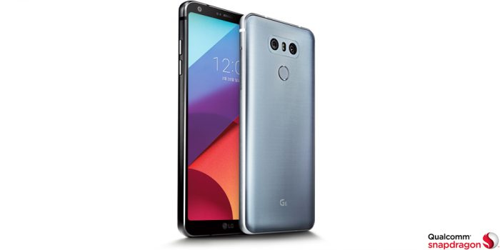 LG G6.