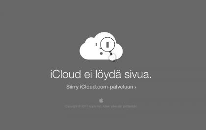 Apple iCloud aktivointilukitus