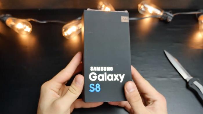 Galaxy S8 klooni