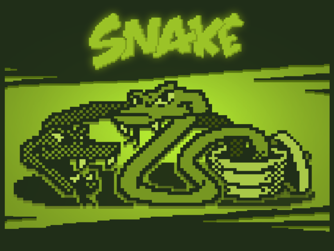 Nokia Snake matopeli Messenger