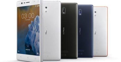 Edullinen Nokia 3 on myynyt hyvin.