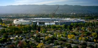 Avaruusaluksesta tuli Apple Park – avautuu viimein huhtikuussa