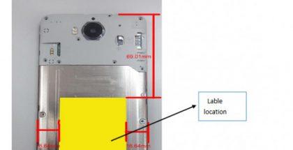 Huawei Maya FCC:n dokumenteissa.