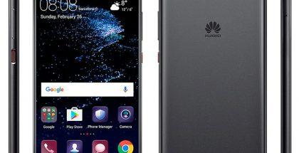Huawei P10 Evan Blassin Twitterissä vuotamassa lehdistökuvassa.