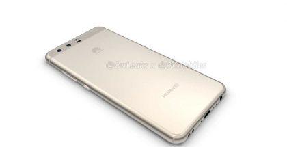 Huawei P10 takaa.
