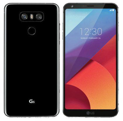Huippupuhelin, joka ei pysy piilossa: LG G6 vuoti jälleen kerran uudessa vuotokuvassa – nyt kiiltelee musta