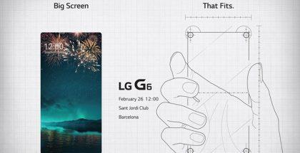 LG pohjustaa tulevaa G6-julkistustaan.