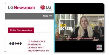 LG G6:n näytölle mahtuu kaksi sovellusta neliöissä rinnakkain.