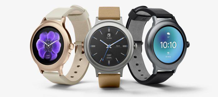 LG Watch Style.