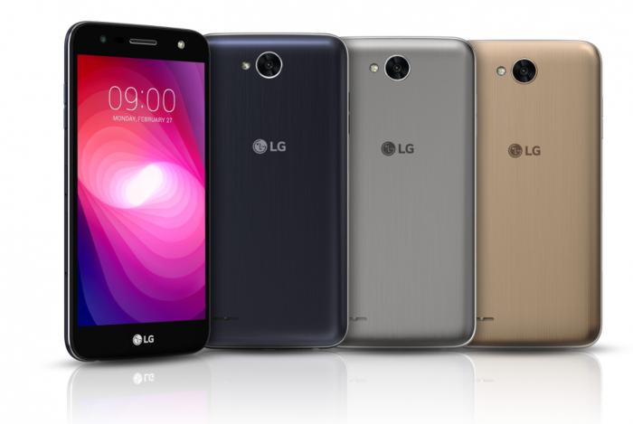 LG X Power 2.