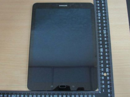 Samsung Galaxy Tab S3.