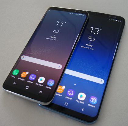 Samsung löi pöytään itselleen uudet ennätyslukemat: Galaxy S8 -ennakkotilaukset +30 %