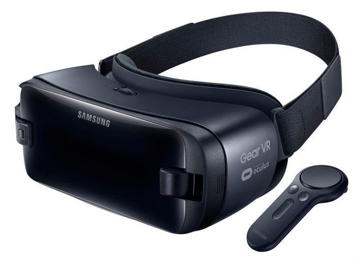 Gear VR:n mukana tulee jatkossa ohjain.