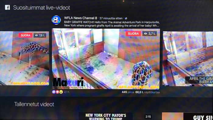 Facebook Video Apple TV