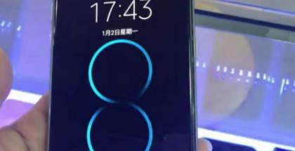 Samsung Galaxy S8 klooni