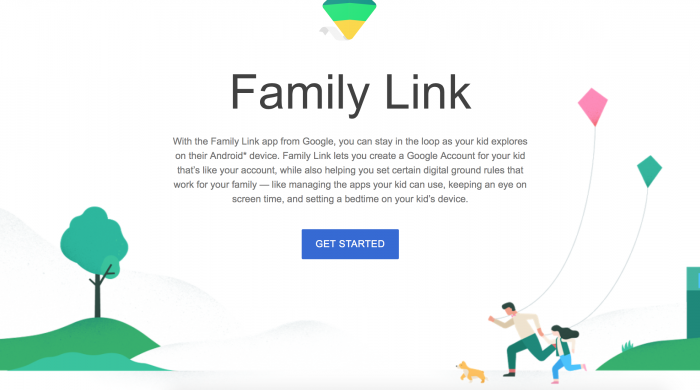 Google Android Family Link