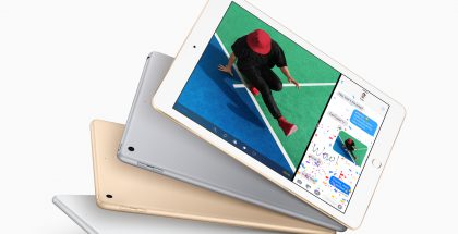 Nykyinen 9,7 tuuman Apple iPad.