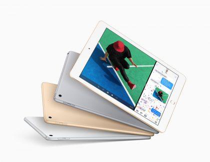 Nykyinen 9,7 tuuman Apple iPad.