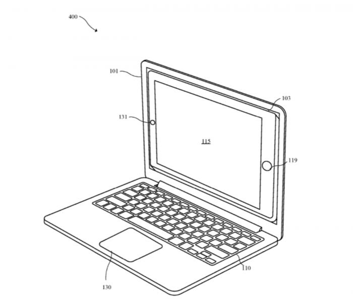 Toinen vaihtoehto olisi iPadin kytkeytyminen runkoon.