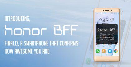 Honor BFF