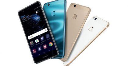 Myös Huawei P10 Lite saa Huawein uuden pilvipalvelun jo lokakuussa.