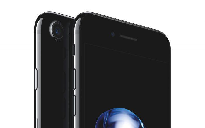 Nykyinen iPhone 7.