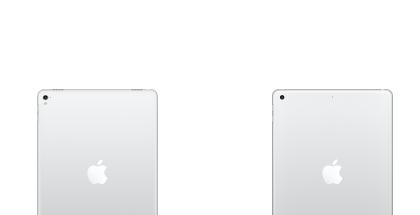 iPad Pro vs. iPad.