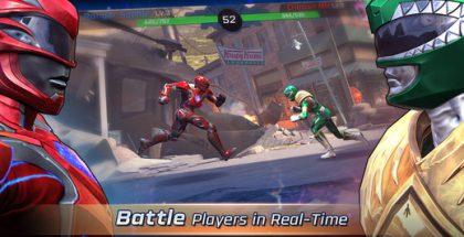 Power Rangers: Legacy Wars.