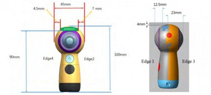 Samsungin uusi 360-kamera.