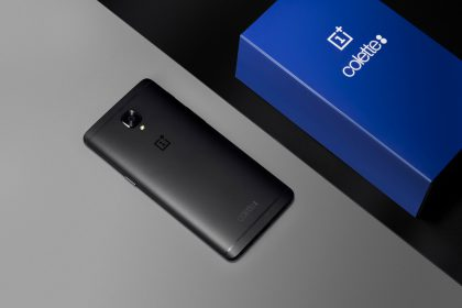 OnePlus 3T colette edition.