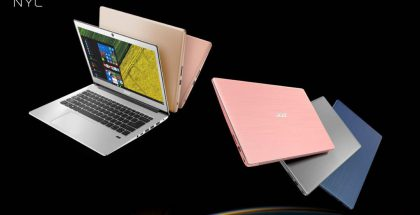 Acer Swift 1 ja Swift 3