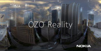 Nokia OZO Reality