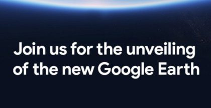 Google Earth menee uusiksi.