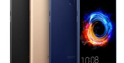Honor 8 Pro.