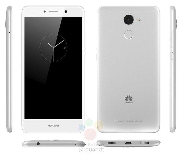 Huawei Enjoy 7 Plus.