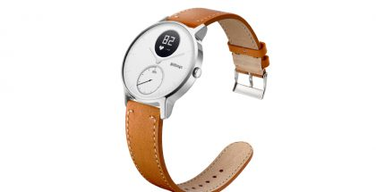 Withings Steel HR Special Edition Leather.