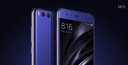 Xiaomi Mi 6:lle odotetaan seuraajaa alkuvuoden aikana.